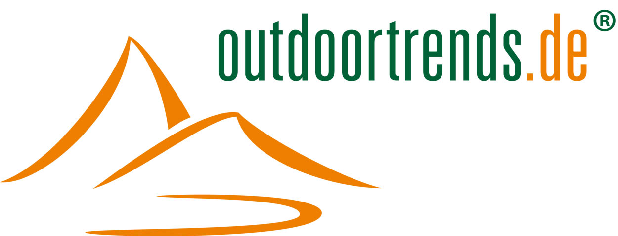 Camp Xenon Trek - Trekking Stock 120 cm / rot